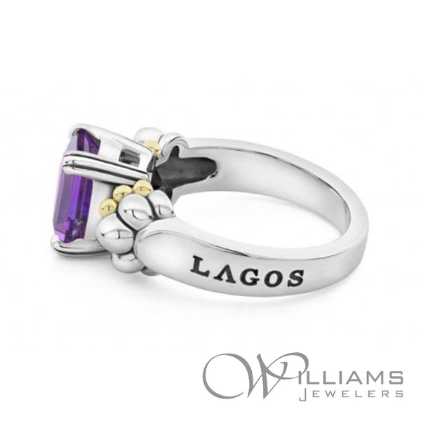 Lagos Silver Ring Image 3 Williams Jewelers Englewood, CO