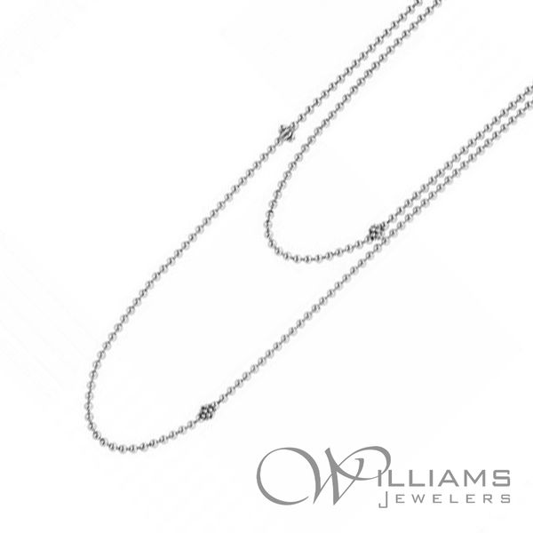 Lagos Necklace Williams Jewelers Englewood, CO