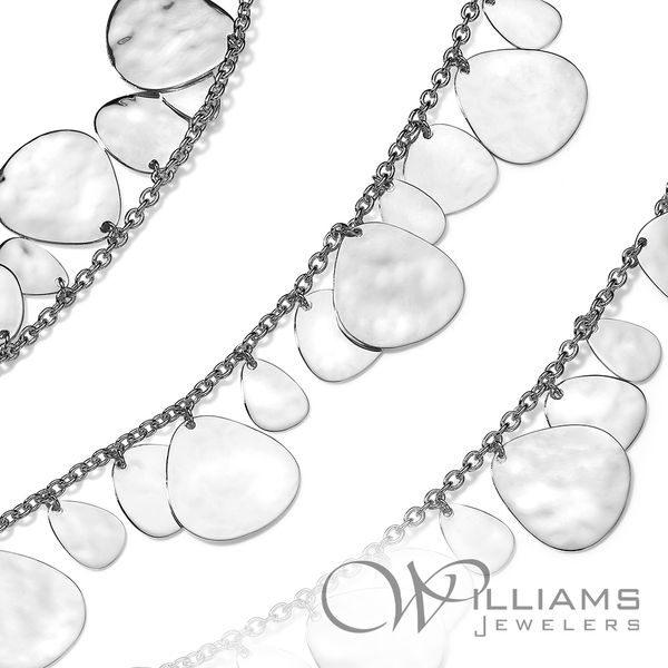 Ippolita Silver Necklace Image 2 Williams Jewelers Englewood, CO