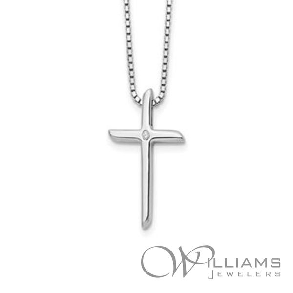 Williams Signature Silver Necklace Williams Jewelers Englewood, CO
