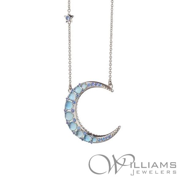Monica Rich Kosann Silver Necklace Williams Jewelers Englewood, CO