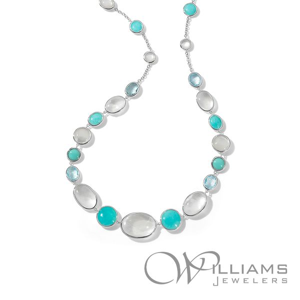 Ippolita Silver Necklace Williams Jewelers Englewood, CO