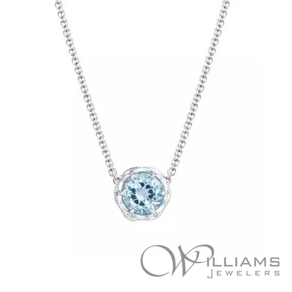 Tacori Silver Pendant Williams Jewelers Englewood, CO