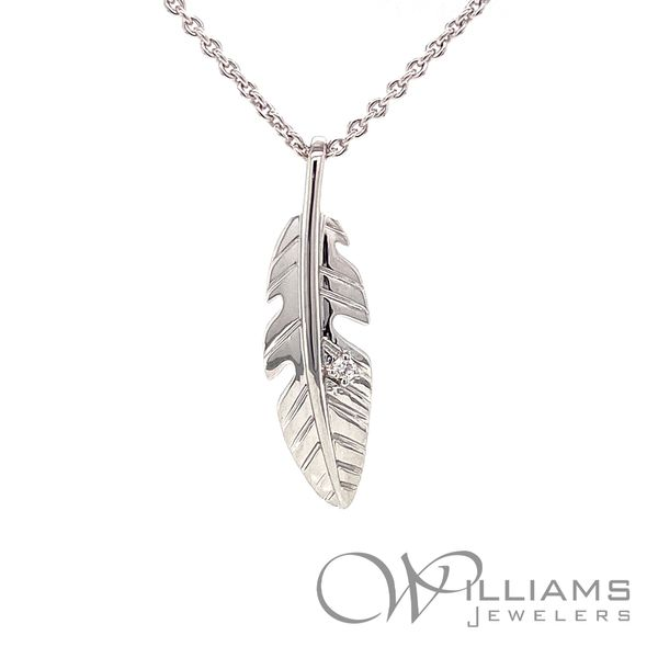 Williams Signature Silver Pendant Williams Jewelers Englewood, CO