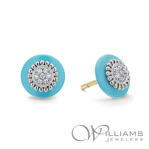 Lagos Silver Earrings Williams Jewelers Englewood, CO