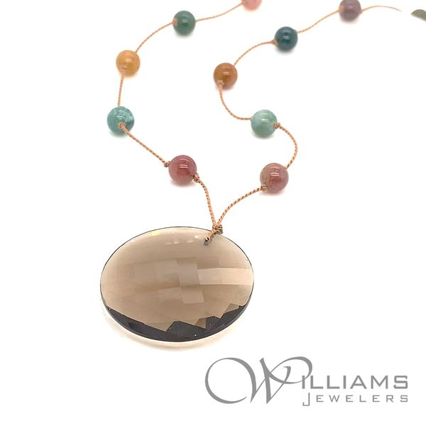 Sophie Gems Colored Stone Necklace Williams Jewelers Englewood, CO