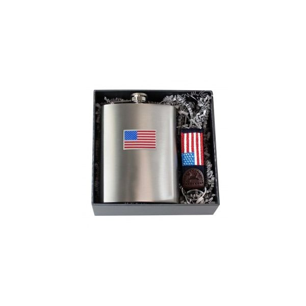 Stainless Steel Flask Set Young Jewelers Jasper, AL