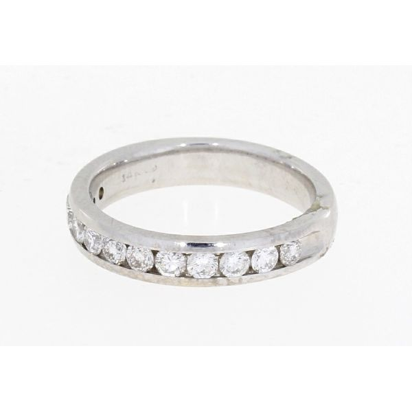 Diamond Wedding Band Image 2 Your Jewelry Box Altoona, PA