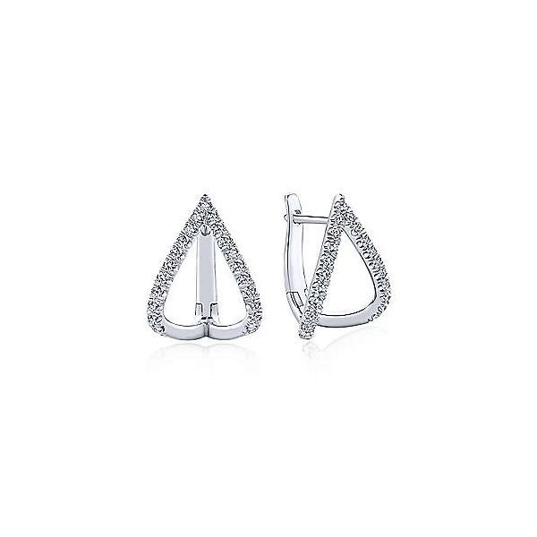 Gabriel & Co. Diamond Fashion Earring Your Jewelry Box Altoona, PA