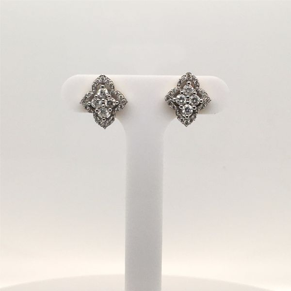 Diamond Fashion Earring Image 2 Your Jewelry Box Altoona, PA