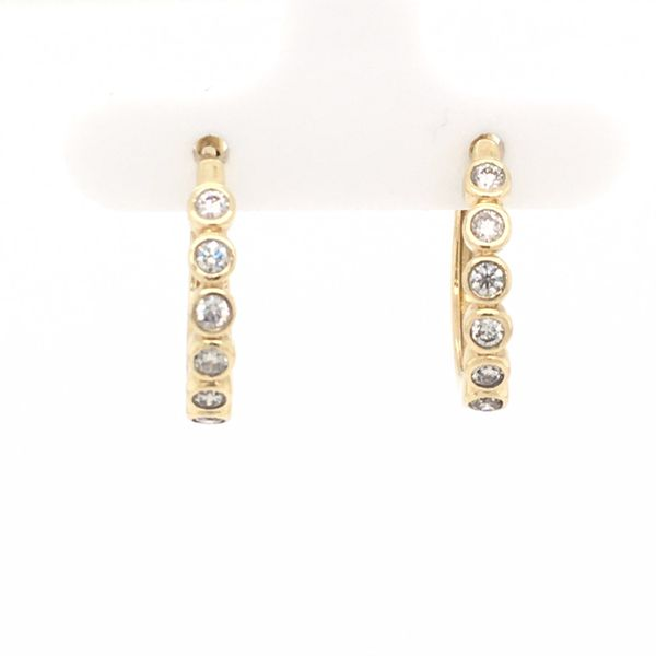 Diamond Fashion Earring Image 4 Your Jewelry Box Altoona, PA