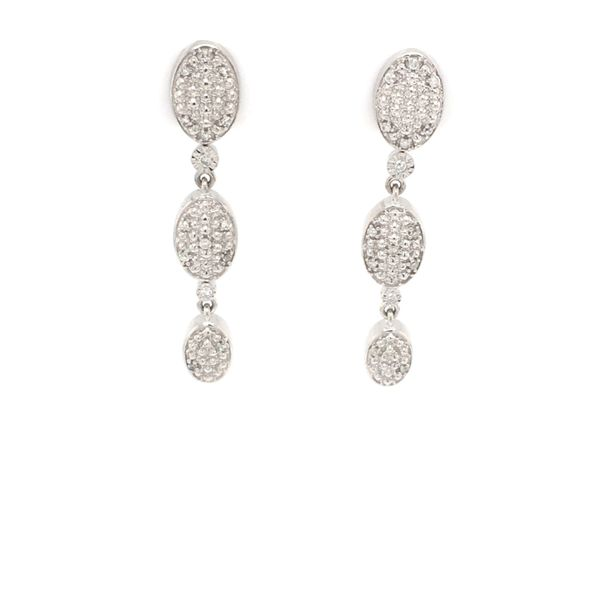 Diamond Fashion Earring Image 3 Your Jewelry Box Altoona, PA