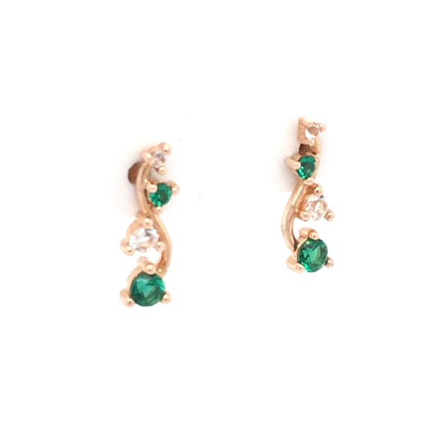 Gemstone Earrings Image 3 Your Jewelry Box Altoona, PA