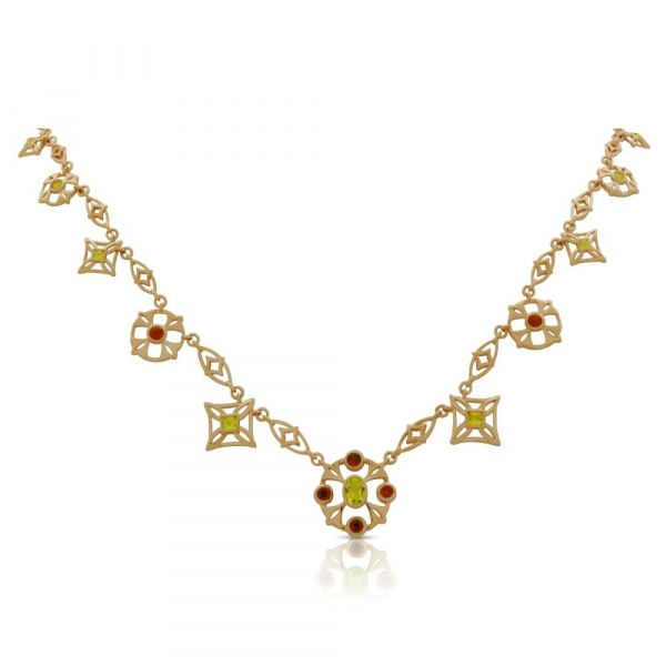Exceptional, intricate necklace Image 3 Fox Fine Jewelry Ventura, CA