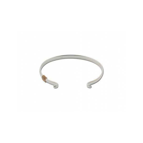 Sterling Convertible Bracelet with 14k Rope Accent Stephen Gallant Jewelers Orleans, MA