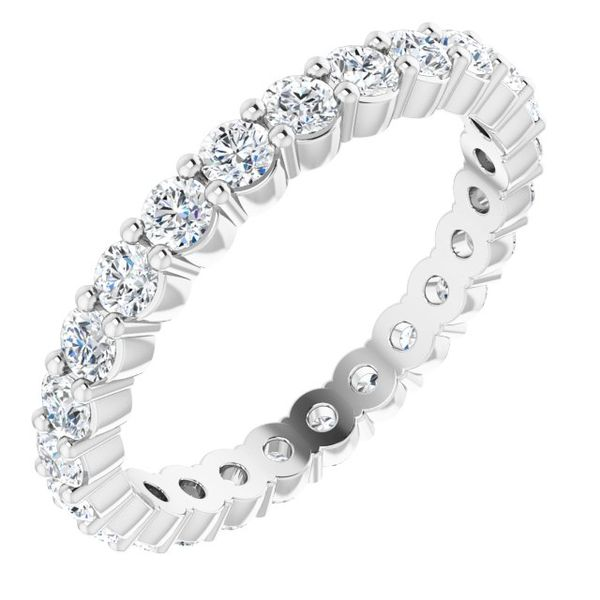 Eternity Band  Linwood Custom Jewelers Linwood, NJ