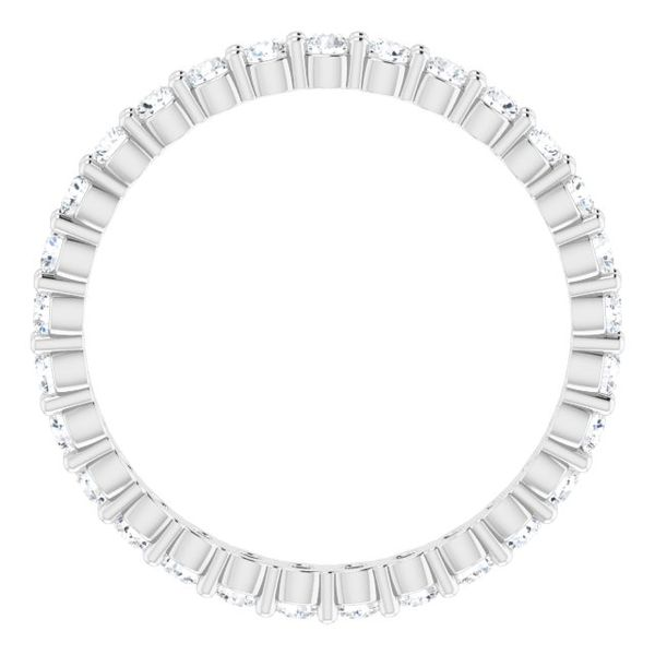 Eternity Band Image 2 Toner Jewelers Overland Park, KS