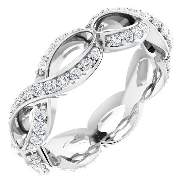 Sculptural-Inspired Engagement  Ring  Toner Jewelers Overland Park, KS