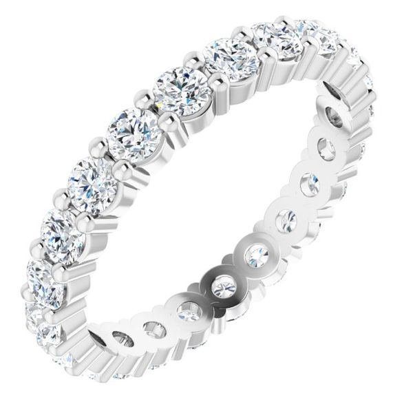 Eternity Band McCoy Jewelers Bartlesville, OK