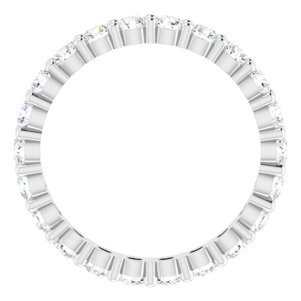 Eternity Band Image 2 McCoy Jewelers Bartlesville, OK
