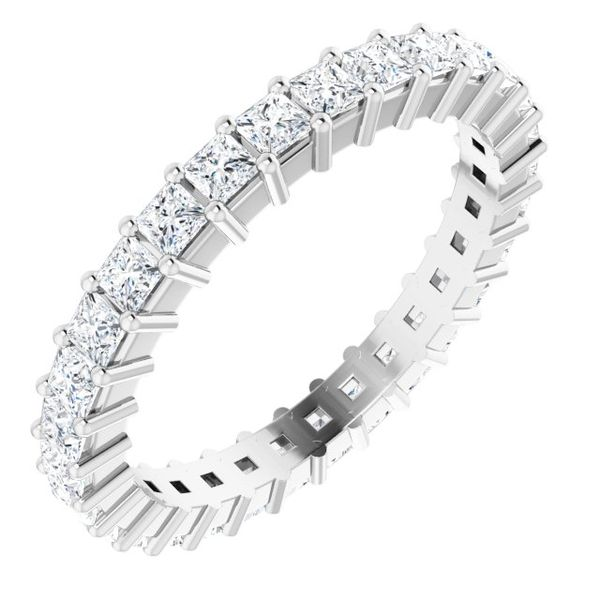 Eternity Band James Wolf Jewelers Mason, OH