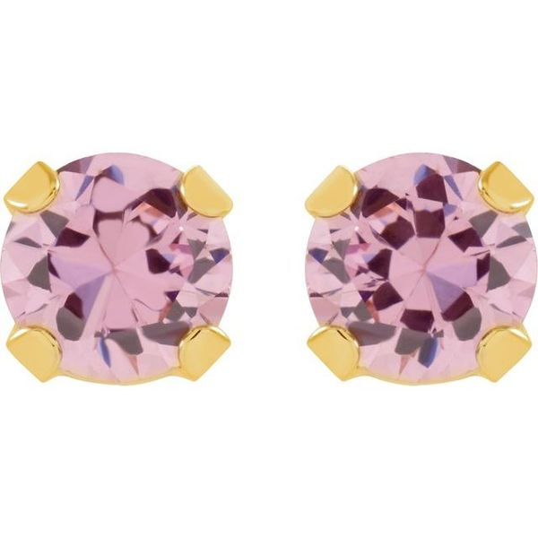 Cubic Zirconia Inverness® Piercing Earrings Image 2  ,