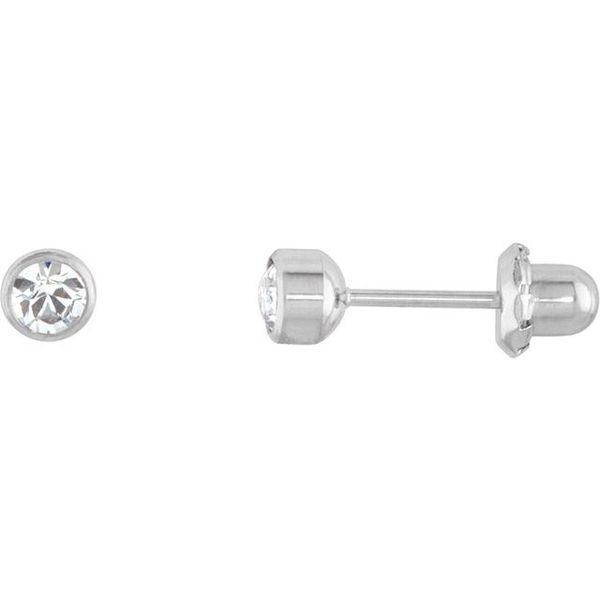 Crystal Inverness® Piercing Earrings  Toner Jewelers Overland Park, KS