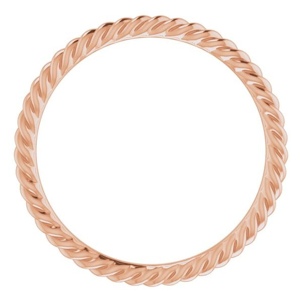 Skinny Rope Band Image 2 Jewellery Plus Summerside,