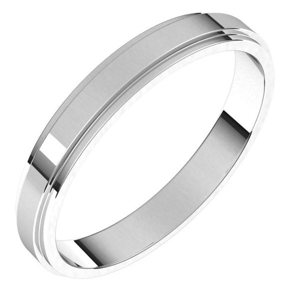 Flat Edge Bands Jewellery Plus Summerside, PE