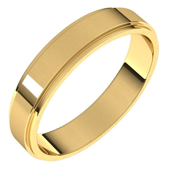 Flat Edge Bands Jewellery Plus Summerside,