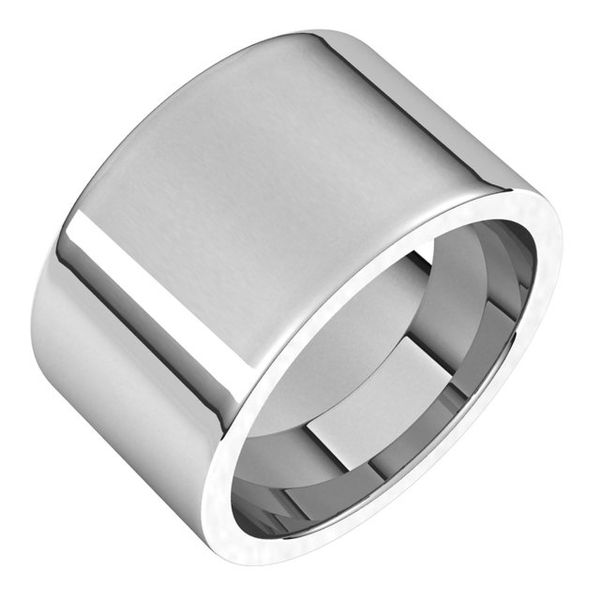 Flat Comfort-Fit Bands Jewellery Plus Summerside, PE