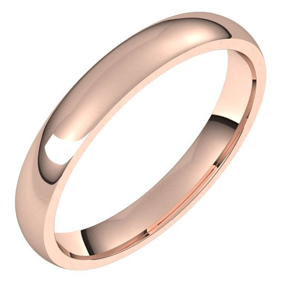 Light Comfort-Fit Bands Toner Jewelers Overland Park, KS