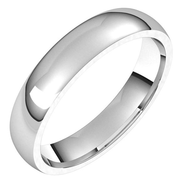 Light Comfort-Fit Bands Linwood Custom Jewelers Linwood, NJ