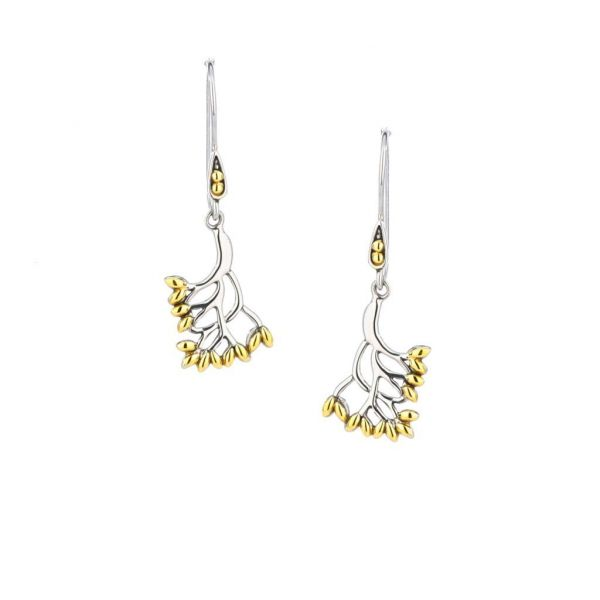 Tree of Life Hook Earrings, Small Grogan Jewelers Florence, AL
