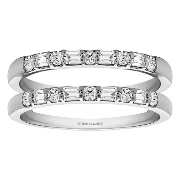 Solitaire Ring Guard / Enhancer Grogan Jewelers Florence, AL