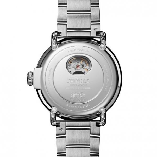 The Runwell Automatic Watch, 45mm Image 4 Grogan Jewelers Florence, AL