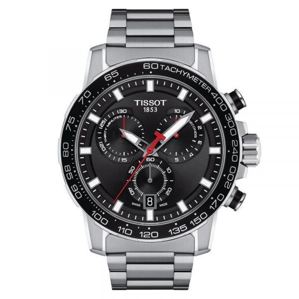Tissot T-Sport Supersport Chonograph Watch Grogan Jewelers Florence, AL