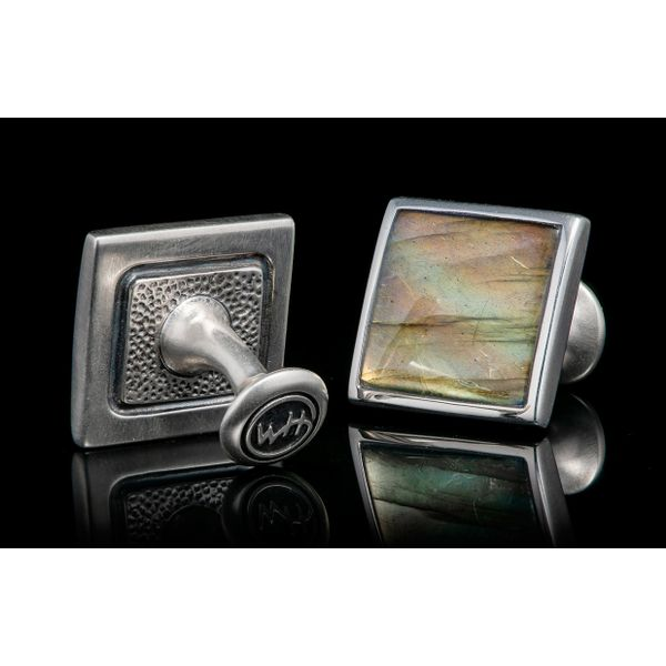Bring the Color Cufflinks Image 2 Grogan Jewelers Florence, AL