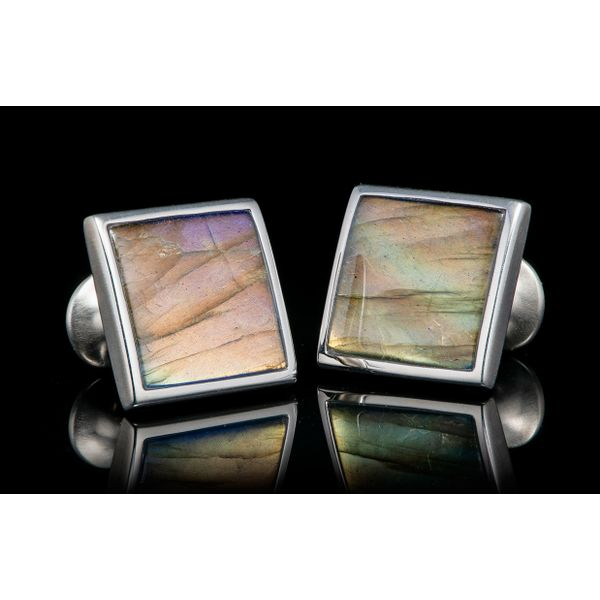 Bring the Color Cufflinks Grogan Jewelers Florence, AL
