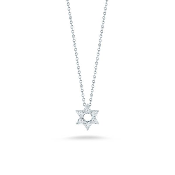 Star of David Diamond Pendant Jae's Jewelers Coral Gables, FL
