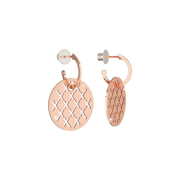 Melrose Collection Dangle Earrings Jae's Jewelers Coral Gables, FL