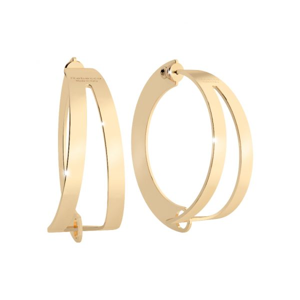 Iconic Hoop Earrings Jae's Jewelers Coral Gables, FL