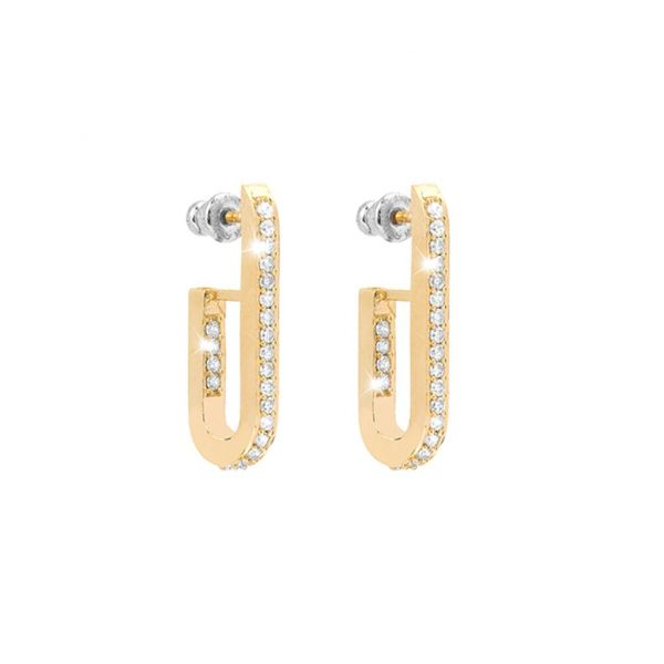 Stockholm Collection Stone Earrings Jae's Jewelers Coral Gables, FL
