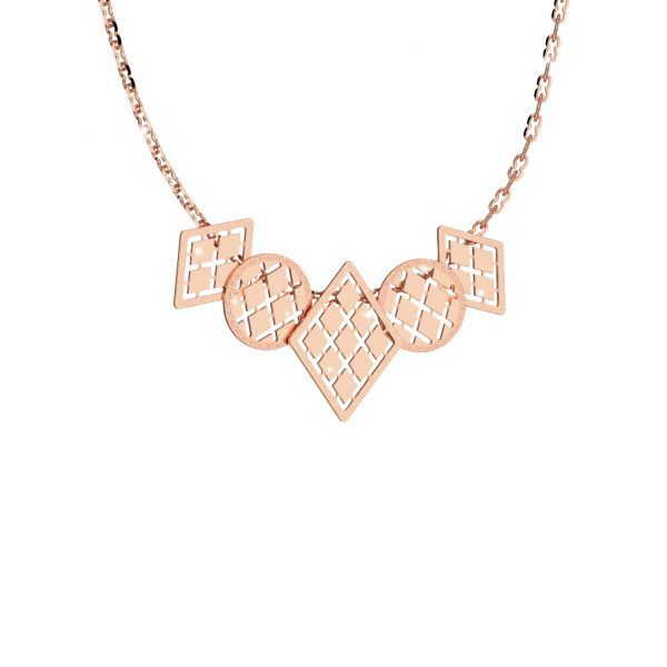 Melrose Collection Bronze Necklace Jae's Jewelers Coral Gables, FL