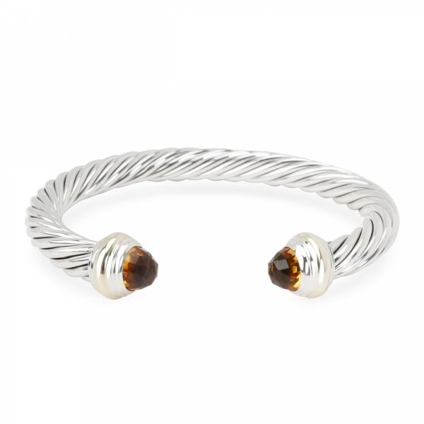 David Yurman Citrine Bracelet Jae's Jewelers Coral Gables, FL