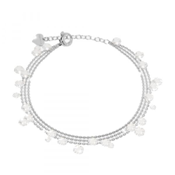 Lucciole Triple Bracelet with Swarovski Crystals Jae's Jewelers Coral Gables, FL