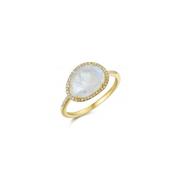 Moonstone Ring Jae's Jewelers Coral Gables, FL