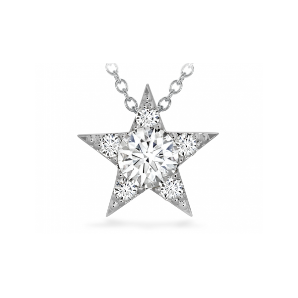 Illa Star Pendant The Diamond Center Claremont, CA