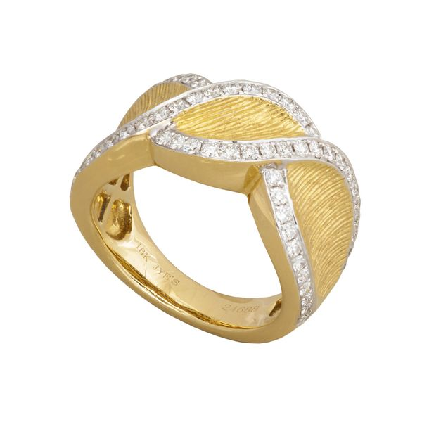 18K Yellow Gold RING Javeri Jewelers Inc Frisco, TX