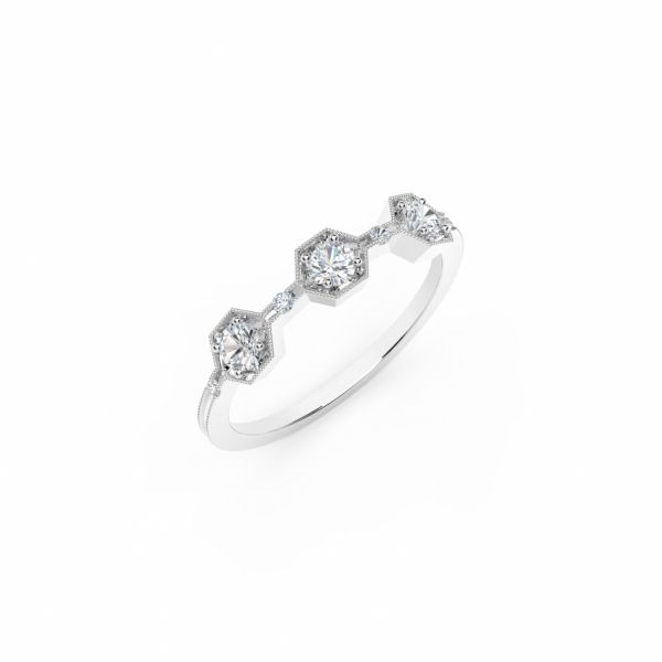 Forevermark Tribute Diamond Ring Image 2 Padis Jewelry San Francisco, CA